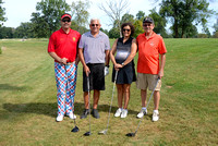 SJN golf outing for Big Walnut Friends Who Share