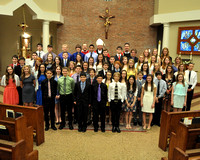 Confirmation group photo 2013