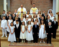 First Communion Saturday 2013